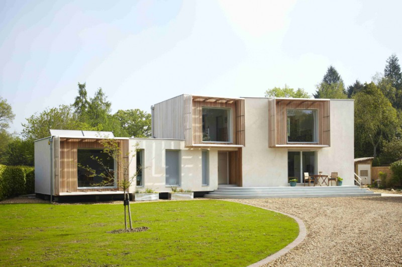 Grand designs le case piu 39 stravaganti del regno unito for Case stravaganti