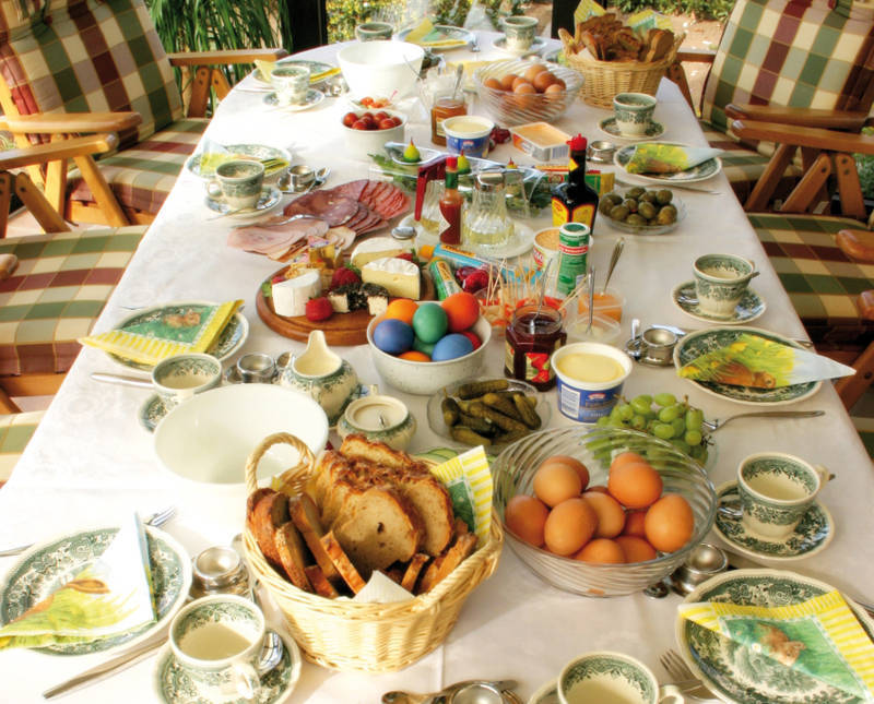 piatti tipici della dieta mediterranea