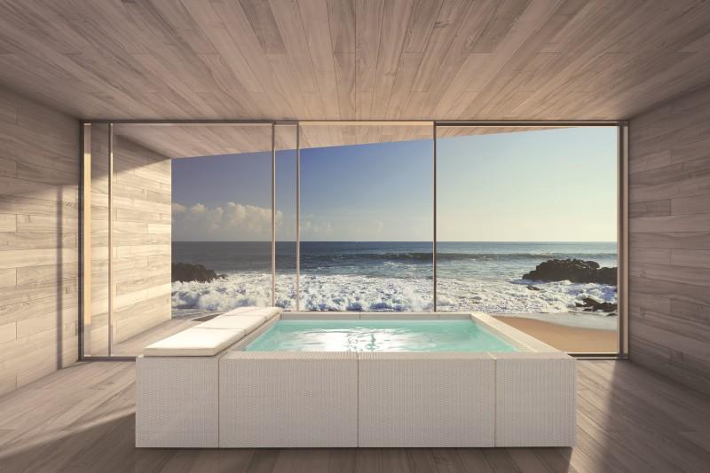 Playa un salotto d acqua agoranews - Piscina laghetto playa prezzo ...