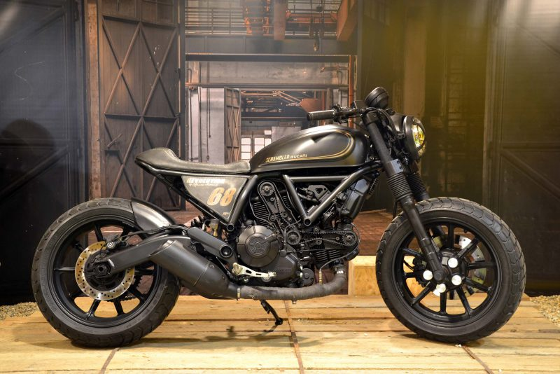 Ducati Monster  Spare Parts