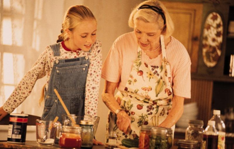La cucina della nonna batte sushi e patatine agoranews for Cucina della nonna