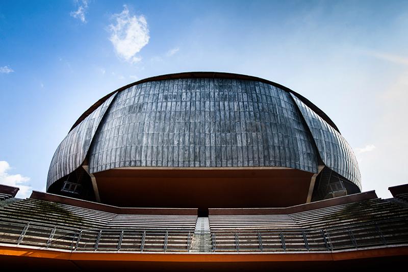 National geographic festival delle scienze agoranews for Auditorium parco della musica sala santa cecilia posti migliori