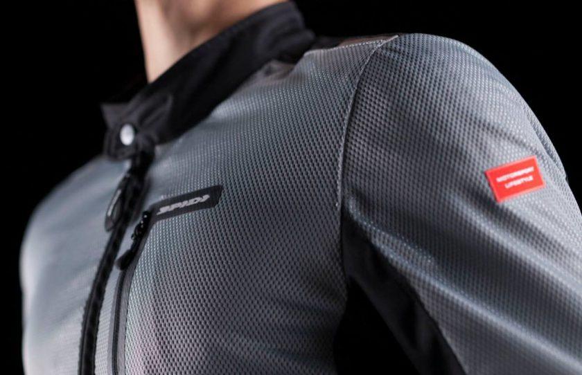 SPIDI SOLAR NET giacca da moto certificata con protezioni